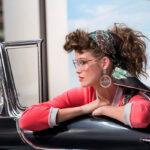 Az ötvenes évek stílusában készült a Chanel új szemüveg kampánya