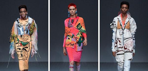 #LFW Matty Bovan SS 2019 - alternatív valóság egy furcsa világból - tavaszi-es-nyari-divat, london-fashion-week, fashion-week, divattervezo -
