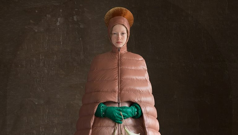 Moncler középkor hosszú dzseki kabát