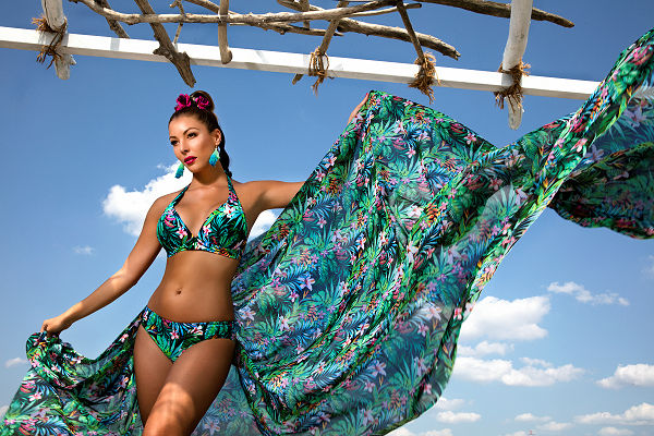 yaffa swimwear kampány dóri