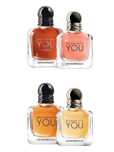 Emporio Armani - In Love With You & Stronger With You Intensely - parfum-2, beauty-szepsegapolas -