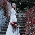 Bálint Sára mesebeli menyasszonyi kollekciót tervezett