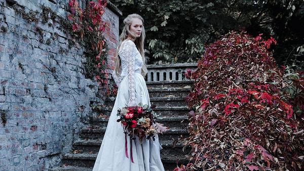 Bálint Sára mesebeli menyasszonyi kollekciót tervezett - magyar-divat, eskuvoi-ruha-2, divattervezo -