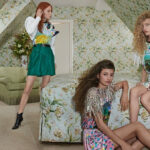 Louis Vuitton kampánya a nyolcvanas éveket idézi