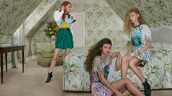Louis Vuitton kampánya a nyolcvanas éveket idézi - tavaszi-es-nyari-divat, ujdonsagok -