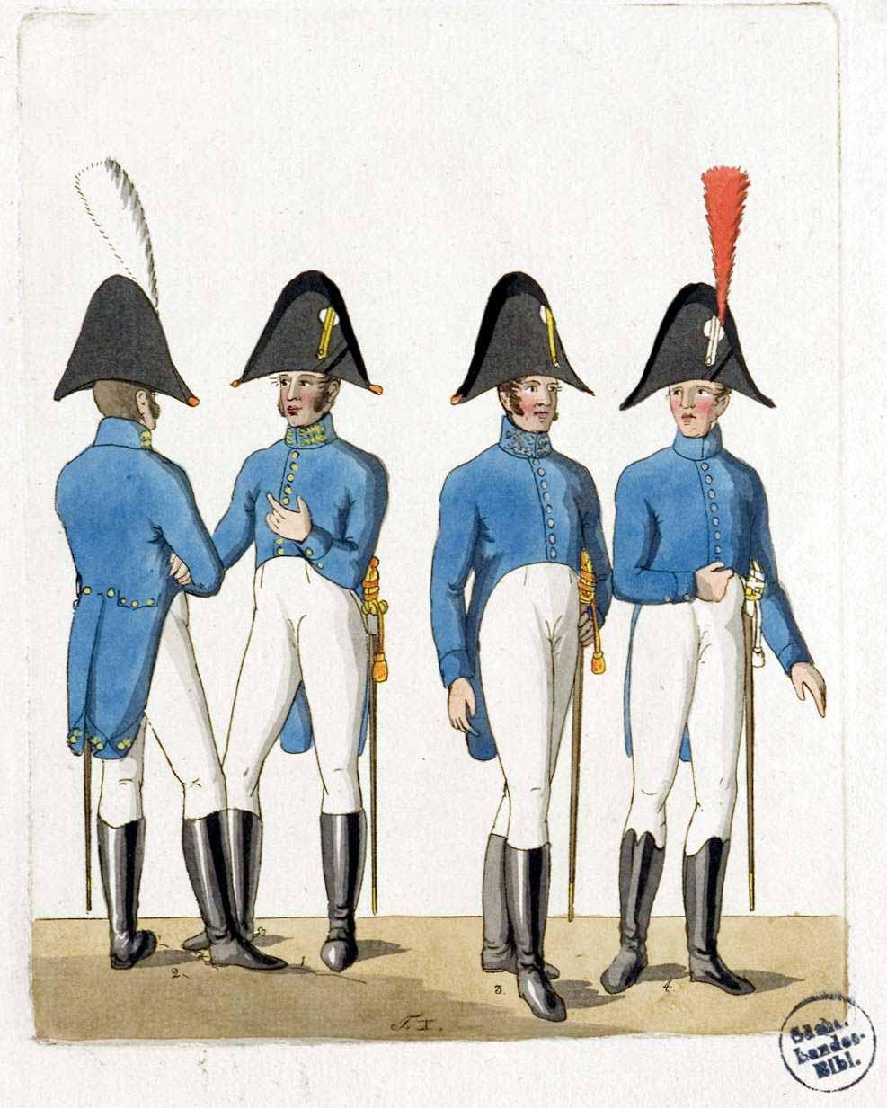 Divat morzsák: Napóleon és a kabátok gombjai - divat-tortenetek, ujdonsagok -