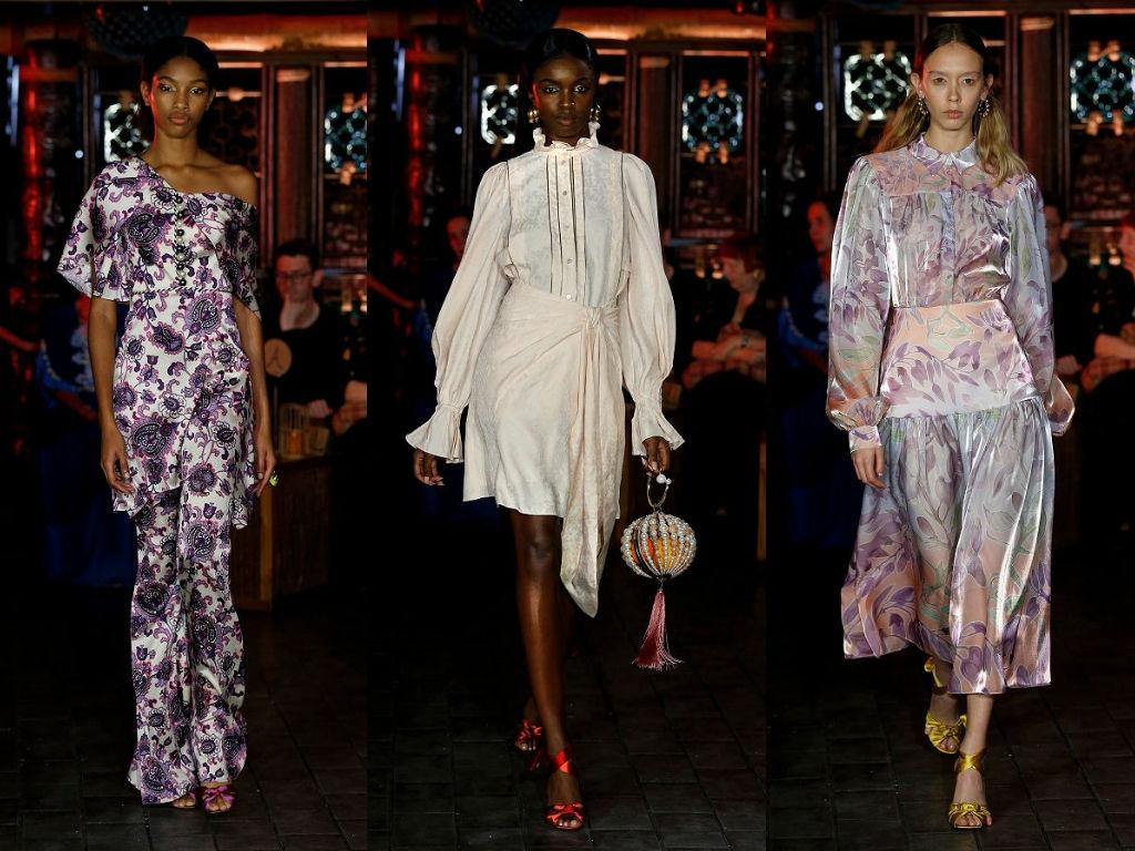 Peter Pilotto London Fashion Week 2019 tavasz nyár divathét