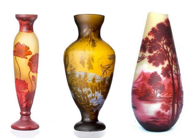 Pilotto Galle váza