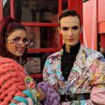 London Fashion Week street style- divathét az utcán I.rész
