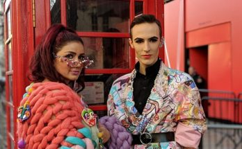 London Fashion Week street style- divathét az utcán I.rész - london-fashion-week, fashion-week -