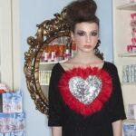 Ismét Valentin napi kollekciót készített a magyar divattervező