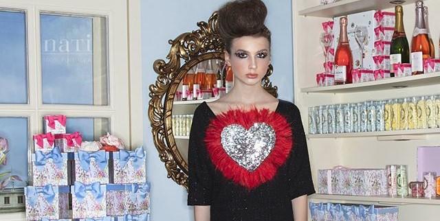 Ismét Valentin napi kollekciót készített a magyar divattervező - magyar-divat, ujdonsagok -