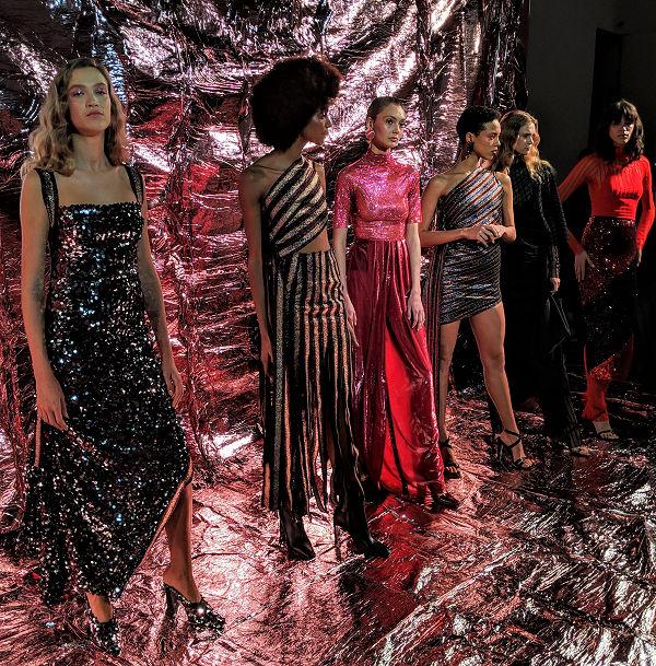 Paula Knorr London Fashion Week AW 19 20 divathét