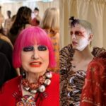 Zandra Rhodes AW 2019/20 – The Golden Hour