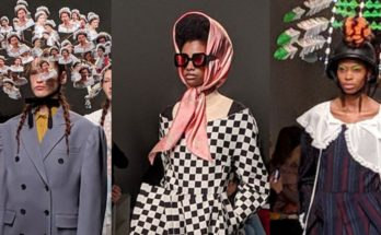 London Fashion Week divathét style 2019 Pushbutton