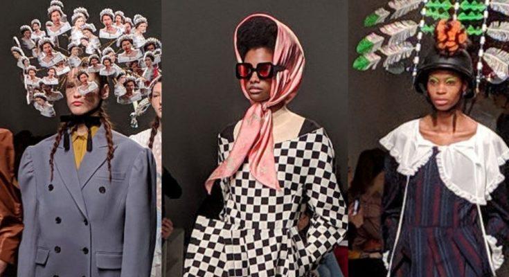 London Fashion Week divathét style 2019 Pushbutton