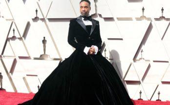 Az Oscar gála legmegosztóbb ruháját Billy Porter viselte - voros-szonyeg-2, jelmezeksztarok, sztar-hirek -
