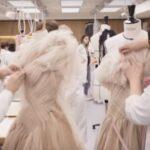 Így készült a Dior makramé ruhája 2019SS