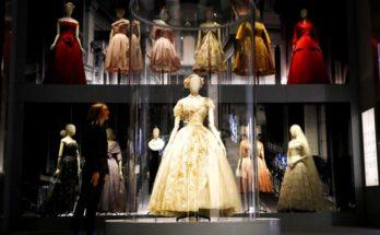 Így készült a Victoria & Albert Museum Dior kiállítása - kiallitas, ujdonsagok -