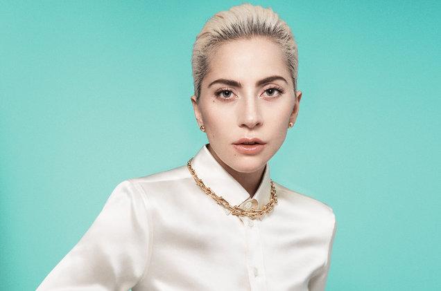 Lady Gaga gyémántját utoljára Audrey Hepburn viselte - ekszer, divat-tortenetek -