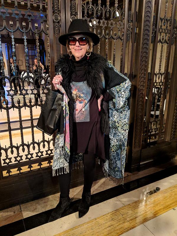 London Fashion Week divathét street style 2019