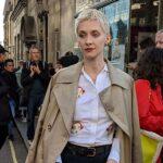 London Fashion Week street style- divathét az utcán II.rész