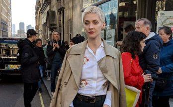 London Fashion Week street style- divathét az utcán II.rész - london-fashion-week, fashion-week -