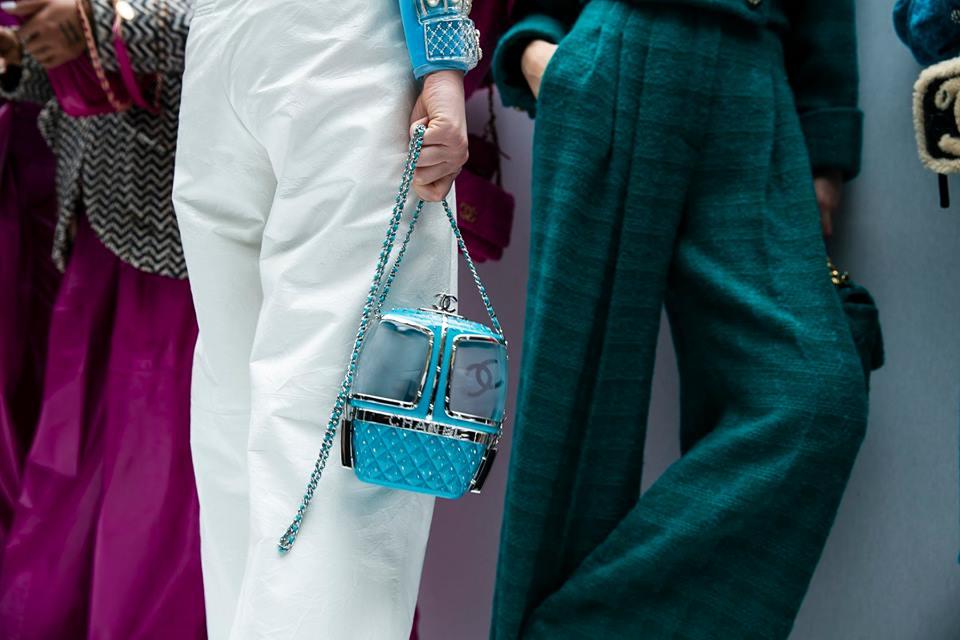 Chanel FW 2019/20 - Lagerfeld utolsó kollekciója - oszi-es-teli-divat, fashion-week -