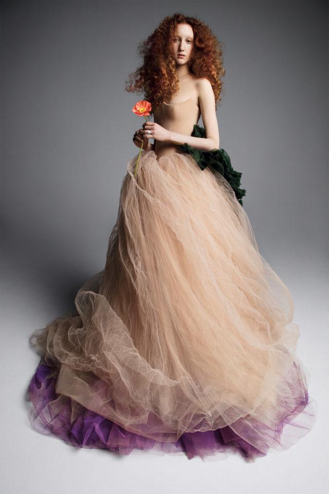 Vera Wang SS 2019 menyasszonyi kollekció - eskuvoi-ruha-2, ujdonsagok -