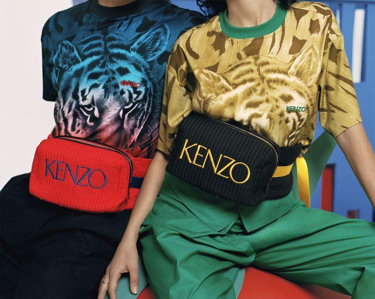 KENZO- tigrisek és paradicsomok az archívumból - tavaszi-es-nyari-divat, ujdonsagok -