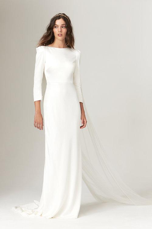 2019 - esküvői ruha trendek - eskuvoi-ruha-2, ujdonsagok -
