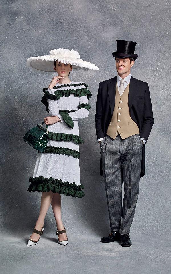 A Royal Ascot előremutató stíluskalauzt adott ki - ujdonsagok -