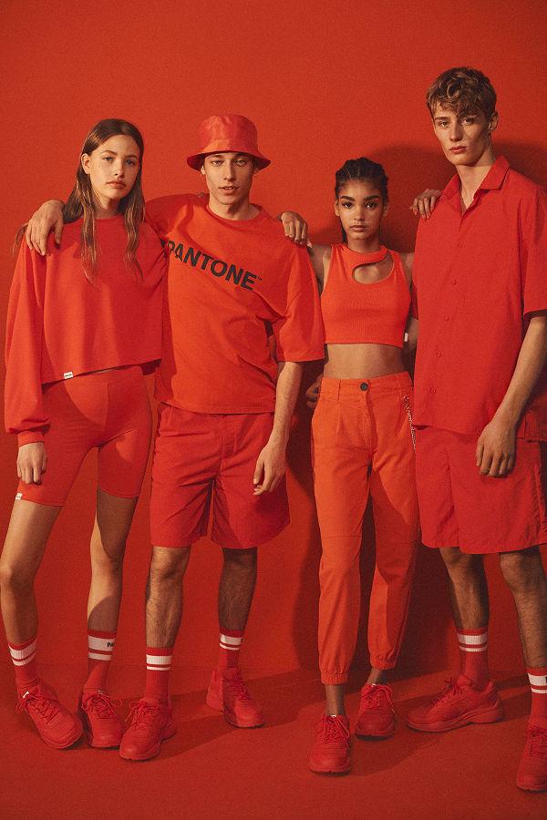Bershka X Pantone együttműködés érkezik! - tavaszi-es-nyari-divat, ujdonsagok -