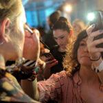 Preen by Thornton Bregazzi backstage- barátkozzunk meg a barna rúzsokkal!