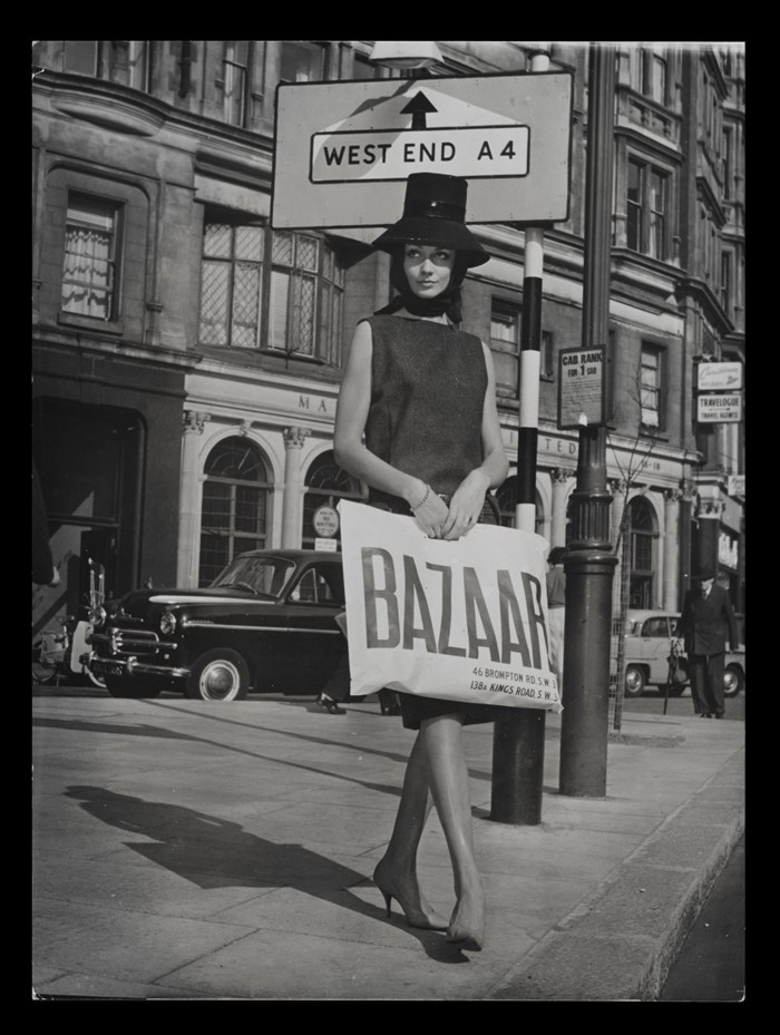 Mary Quant kiállítás Londonban a Victoria & Albert Museum-ban - kiallitas, ujdonsagok, ajanlo -