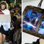 A jövőbe repítenek Louis Vuitton tévé képernyős táskái