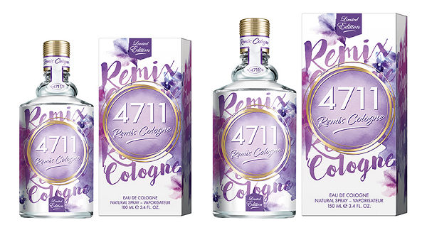 Levendula mániások figyelem! Itt a 4711 Remix Cologne Edition 2019 - parfum-2, beauty-szepsegapolas -