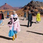 Balenciaga 2019 őszi kampányát Jean-Pierre Attal fotózta