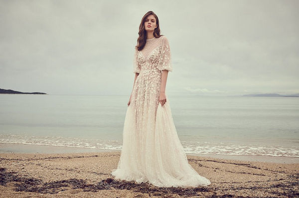 Costarellos Bridal 2020 menyasszonyi kollekció - eskuvoi-ruha-2, ujdonsagok -