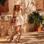 Anya-lánya kollekcióval várja a nyarat a H&M