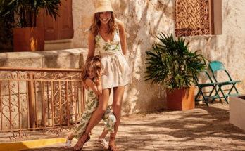 Anya-lánya kollekcióval várja a nyarat a H&M - tavaszi-es-nyari-divat, ujdonsagok -