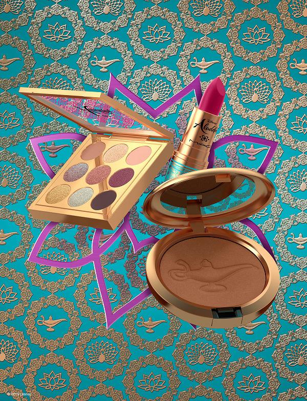MAC X Disney Aladdin kollekció - smink-2, beauty-szepsegapolas -