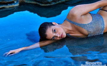 Palvin Barbara ismét a Sports Illustrated Swimsuit Issue oldalain - kiegeszitok-2, furdoruha-2, ujdonsagok -