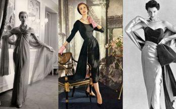 Dior egyik kedvenc modellje, Odile Kern visszaemlékezései - ujdonsagok -