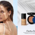 Giorgio Armani Italian Sun kollekcióját Palvin Barbi reklámozza