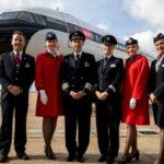 A British Airways iránymutatást adott ki a stewardessek melltartóira