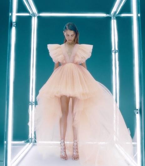 GIAMBATTISTA VALLI COLLABORATES WITH H&M - fashion -