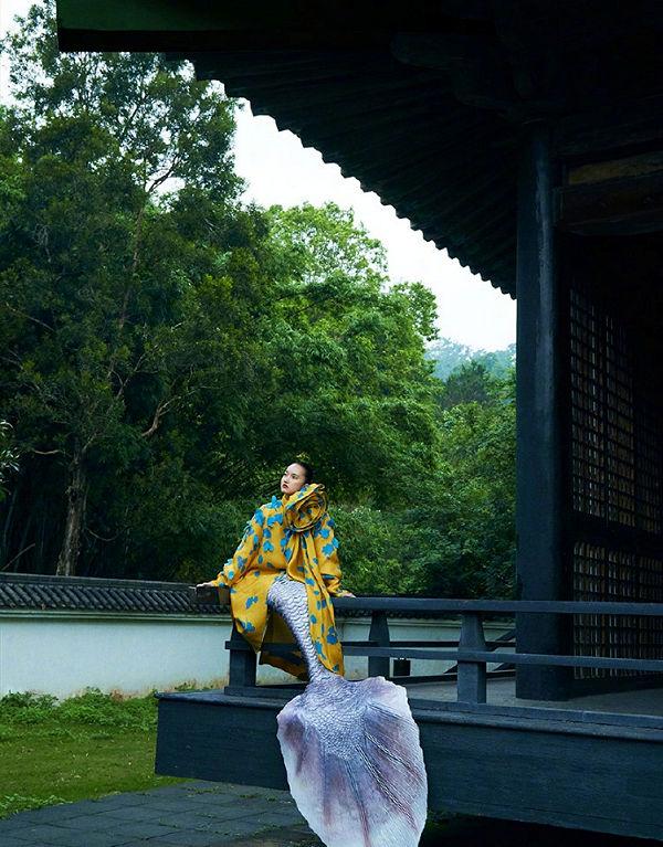 Hableányok márpedig léteznek! - gyönyörű fotósorozat Hongkongból - editorial, ujdonsagok -