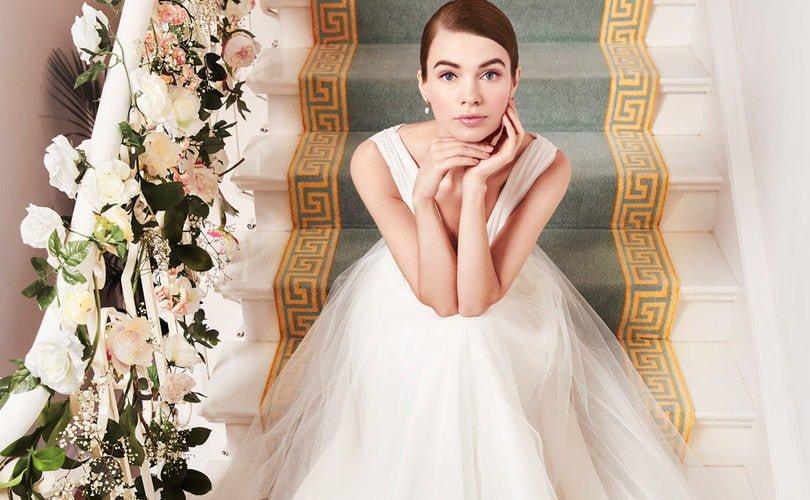 24f47a8054 Tudtátok, hogy a C&A-nak van esküvői kollekciója? - Paradi Online