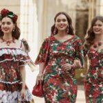 A luxus divatházak közül a Dolce & Gabbana elsőként bővíti kollekcióját plus size méretekre is